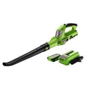 Best Partner 18V 130 MPH Cordless Leaf Blower