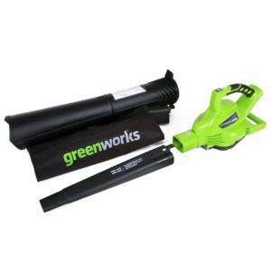 Greenworks 40V 185MPH Variable Speed Cordless Blower Vacuum