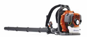 Husqvarna 130BT, 29.5cc 2-Cycle Gas 374 CFM 145 MPH Handheld Blower