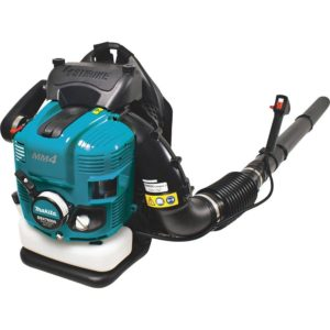 Makita BBX7600N 4-Stroke Engine Backpack Blower review