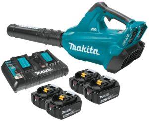 Makita XBU02PT1 Cordless Blower