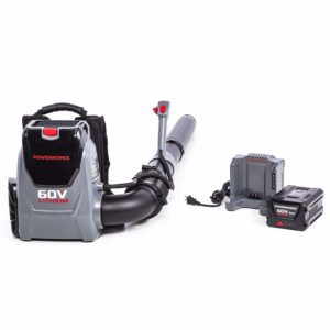 POWERWORKS 60V Backpack Blower BPB60L510PW