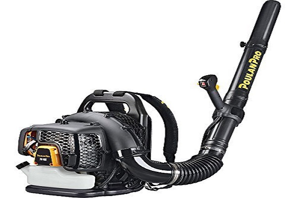 Poulan Pro PR48BT Gas Backpack Leaf Blower