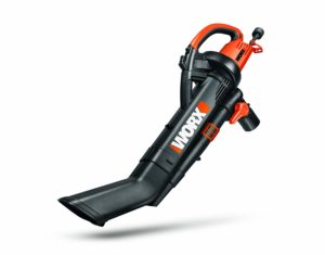 Worx WG TRIVAC 12 Amp 3-In-1 Electric Blower
