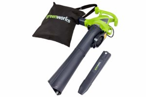 Greenworks 2 Speed 230 MPH Corded Blower